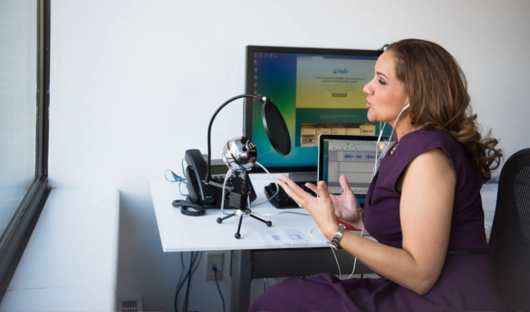 law firm podcasting