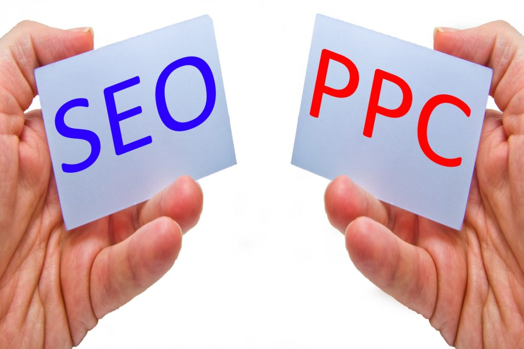 Paid Search or SEO