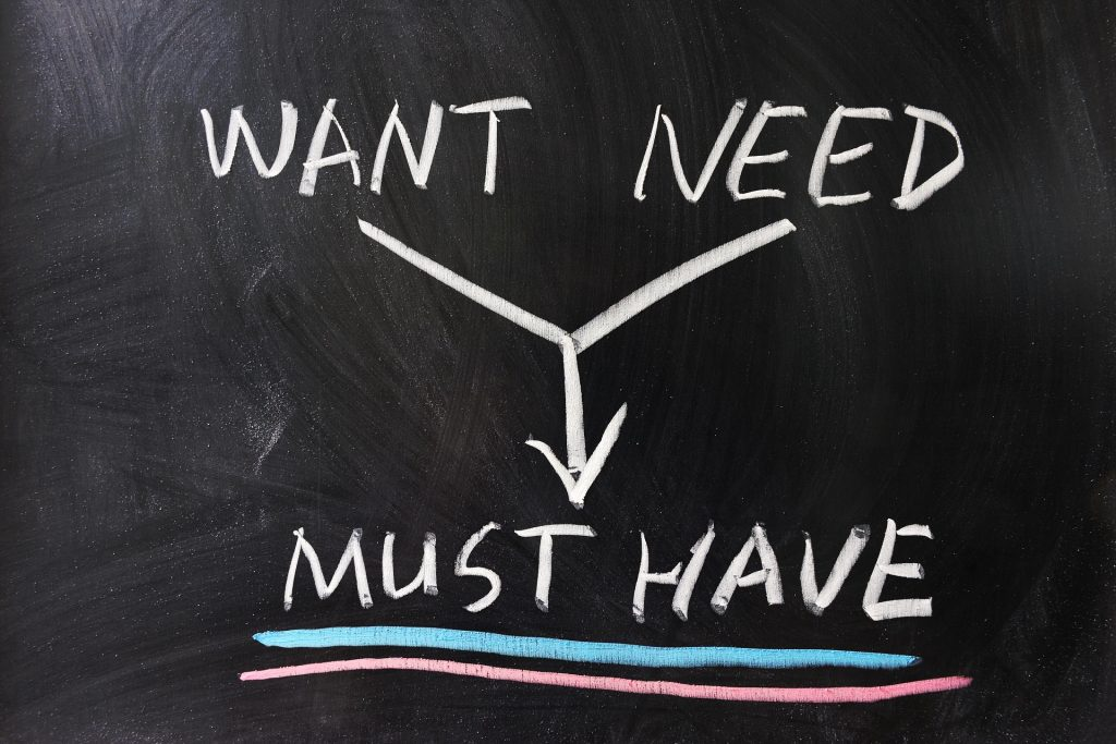 """four """"must haves"""" for content law firm website"""